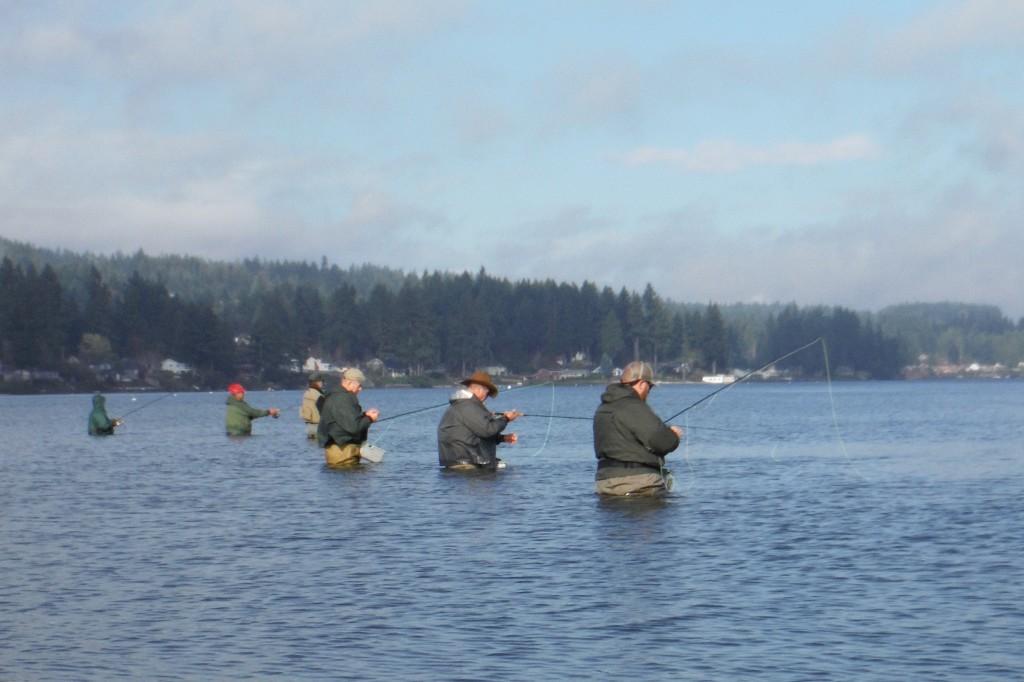 Chico Combat Fishing