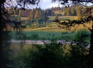 Corbett Scenery