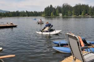 OFFC Lake Alice Boats