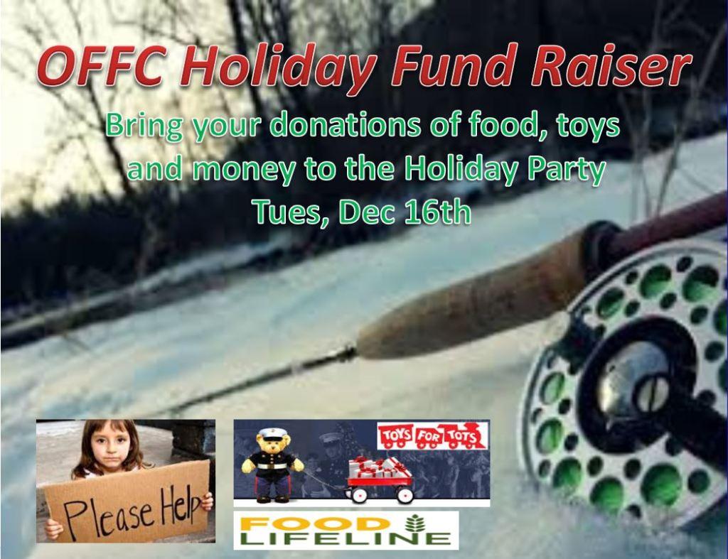 2014 OFFC Holiday Fund Raiser