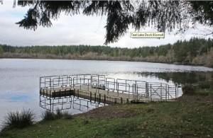 Teal Lake Dock