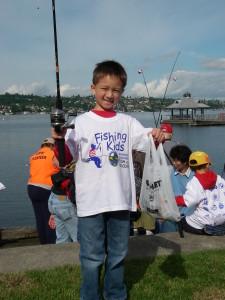 Fishing Kids Renton